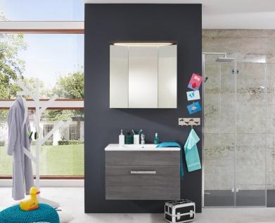 Badezimmer Set Yuven 2-teilig in zwei Farben