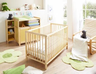 Babybett Kiefer massiv Alisa inklusive Lattenrost