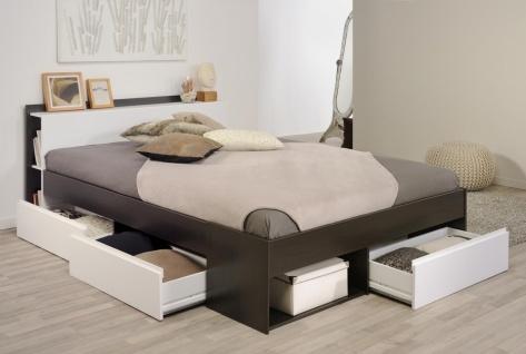 Schlafzimmer Bett Janneck in 2 Größen