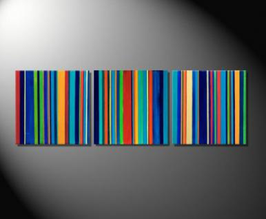 "Fiona Ritz ""BARCODE I"" Moderne , abstrakte Kunst"