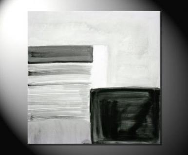 "Fiona Ritz ""GRAY CUBE"" Moderne Kunst, abstrakt"