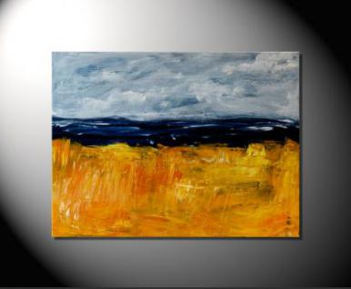 "Fiona Ritz ""YELLOW FIELD"" Moderne, abstrakte Bilder"