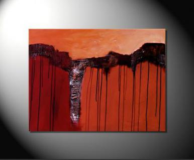 "Fiona Ritz ""RED CLIFF"" Moderne , abstrakte Bilder"