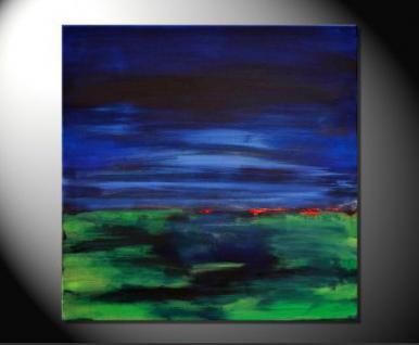 """Fiona Ritz """"RIVERSIDE"""" Moderne, abstrakte Malerei"""