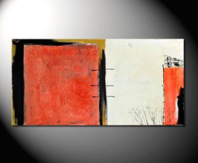 "Fiona Ritz ""RED CUBE"" Moderne Kunst,"