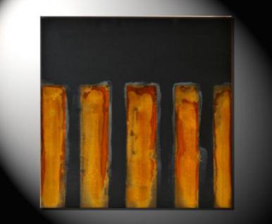 "Fiona Ritz ""RUSTY II"" Moderne, abstrakte Malerei"
