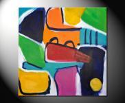 "Fiona Ritz ""KALEIDOSCOPE"" Moderne Kunst,"
