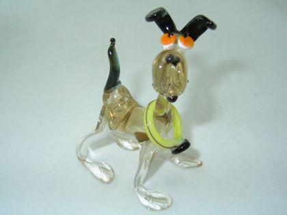 Hund Pluto 1 - Glastier