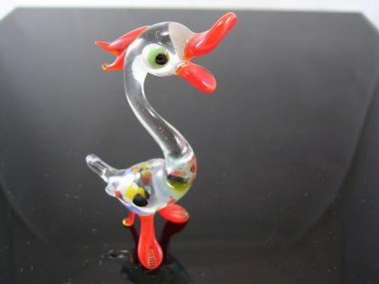 Vogel-Reiher 1 - Glastier
