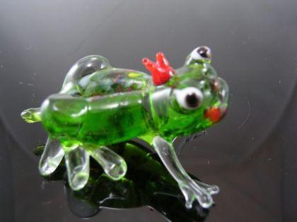 Froschkönig 1 - Glastier