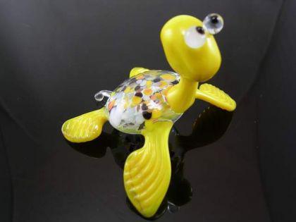 Schildkröte (Turtle)-13-10 - Glastier