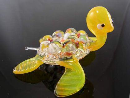 Schildkröte (Turtle)-15-10 - Glastier