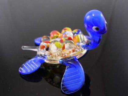 Schildkröte (Turtle)-16-10 - Glastier