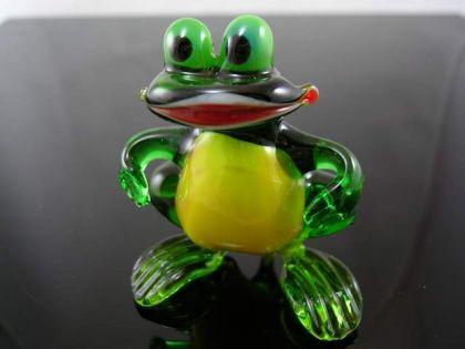 Frosch 20-10 - Glastier