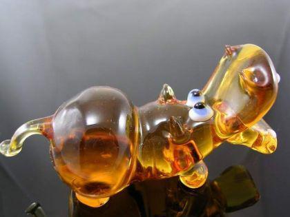 Nilpferd 28-10 - Glastier