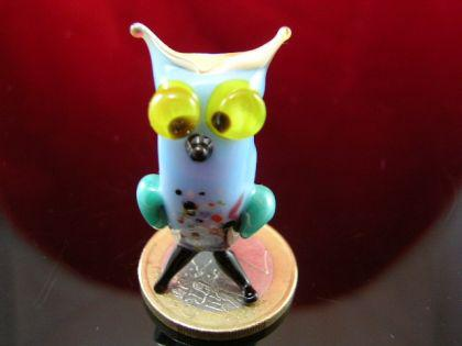 Eule(Owl) mini 11 - Glastier