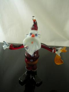 Weihnachtsmann-Nicolaus-Santa Claus-Glasfigur-29-11