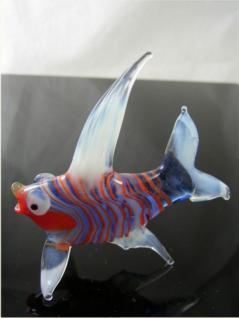 Korallenfisch -Glasfigur-1-20