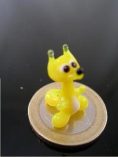 Fuchs mini -Glasfigur