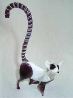 Lemur Glasfigur-10-4