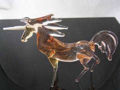 Einhorn Glasfigur-21-4