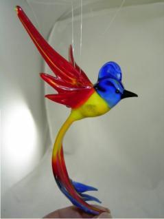 Paradiesvogel hängend-Glasfigur-A-4