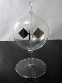 Lichtmühle - Radiometer - stehend