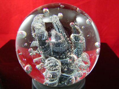 Briefbeschwerer Paperweight-Korallen-Exklusiv 14