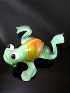 Frosch-Frösche-Glastier-Glasfiguren