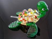 Schildkröte (Turtle)-17-10 - Glastier