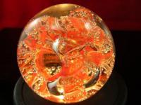 Briefbeschwerer Paperweight-Spirale-Exklusiv 22