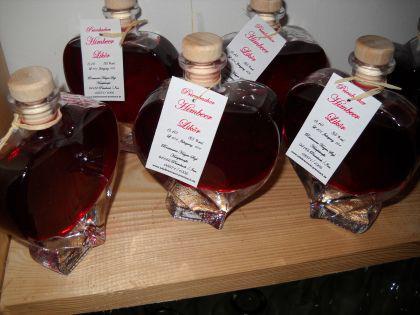 Prienbacher Herzflaschen 100 ml - Vorschau