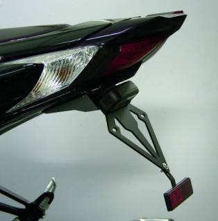 Lucas Kennzeichenhalter für Suzuki GSX-R 1000 09-