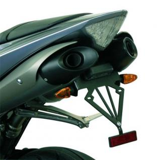 Lucas Kennzeichenhalter für Yamaha XJ6 09-