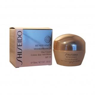 Shiseido Benefiance Wrinkle Resist 24 Day Cream 50ml SPF 15
