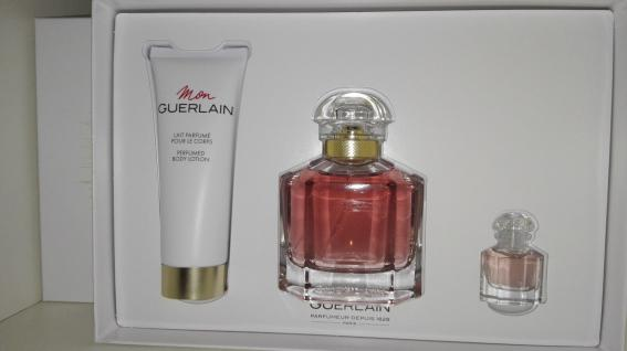 Guerlain Mon Guerlain 100ml Eau de Parfum+ 75ml Body Lotion+ 5ml EDP Mini SET