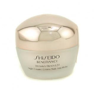 Shiseido Benefiance Wrinkle Resist 24 Nachtcreme 50 ml Tiegel