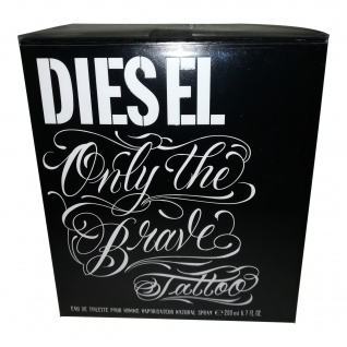 Diesel Only the Brave Tattoo 200ml Eau de Toilette