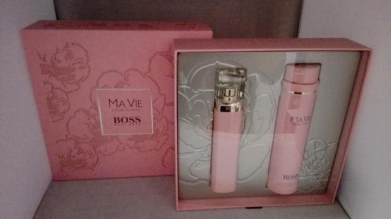 Hugo Boss Ma Vie 75ml Eau de Parfum+200ml BodyLotion