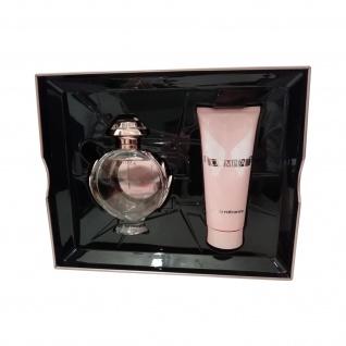 Paco Rabanne Olympea 80 ml Eau de Parfum + 100 ml Bodylotion Geschenkset
