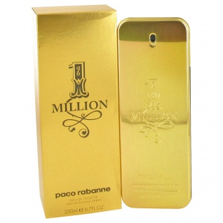 Paco Rabanne 1 Million 200ml Eau de Toilette