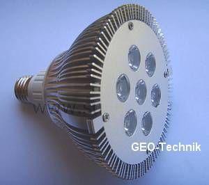 Power LED Strahler PAR38 Lampe 12W