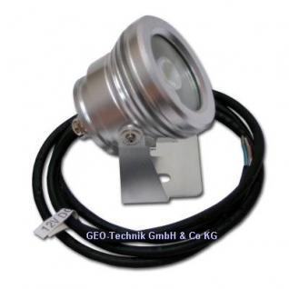Kleiner LED Spot Strahler 12V 6W IP65