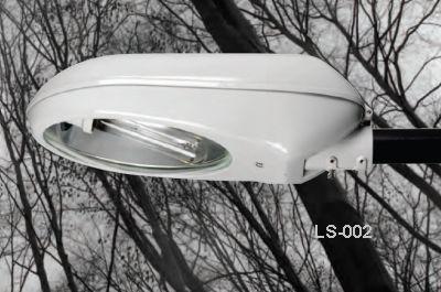 5 Meter Mast mit LED Straßenleuchte 40W Klick