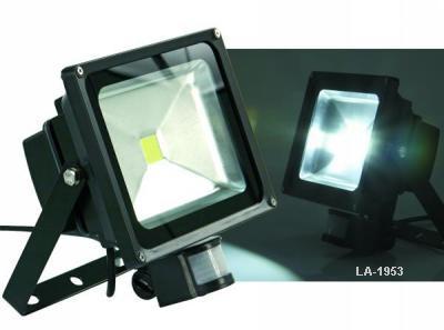 LED Flutlicht mit Bewegungsmelder 30W (250W)