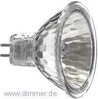 Halogenlampe MR16 20W 50mm economy 12V