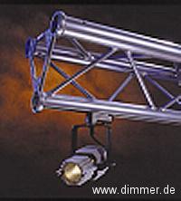 3 Punkt Traverse AstraLite mit 3-Phasenschiene 0, 8 m - Vorschau 1