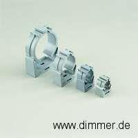 ClicClip f 50 mm-Rohr