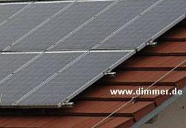 Solar Photovoltaik Beleuchtungs-Anlage für Parkhaus