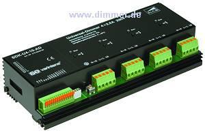 Mehrkanal Dimmer Hutschiene UDK-U4-10, 0-10V - Vorschau 1